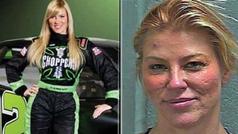 Encuentran muerta a Candace Muzny, ex piloto de NASCAR, tres días después de dejar la cárcel