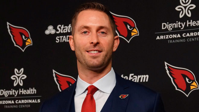 Arizona Cardinals firmará a Kliff Kingsbury como head coach