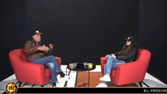 Coto Matamoros entrevistó a Carlota Prado