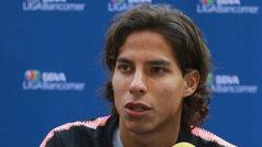 """Diego Lainez: """"Este equipo debe estar en lo más alto y eso queremos nosotros"""""""