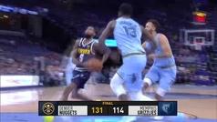 Grizzlies 114-131 Nuggets