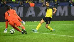 Champions League (Grupo F): Resumen y goles del Borussia Dortmund 3-2 Inter de Milán