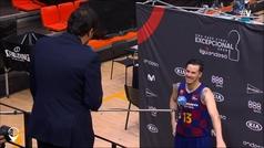 Thomas Heurtel ha vuelto: MVP de la primera semifinal