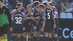 LaLiga (J5): Resumen y goles del Celta 3-3 Valladolid