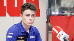"""Manu González: """"El objetivo es MotoGP y Moto2 es el paso de antes"""""""