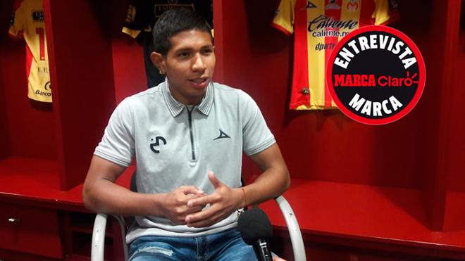Edison Flores: Espero dar muchas alegrías en Morelia