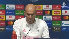 """Zidane: """"Bale ha preferido no jugar este partido"""""""