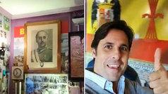 "El vídeo viral de Fran Rivera en un bar franquista: ""Viva España, anda que no"""