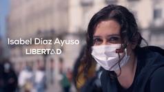"""""""Esfuerzo y Libertad"""": El viral vídeo de campaña de Ayuso"""