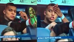 """La 'cazada' a Mbappé rajando de Neymar: """"A mí no me la pasa"""""""