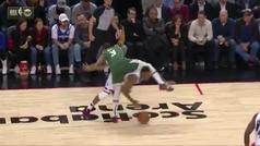 ¿Qué intentaba Lowry? La maniobra más absurda de la NBA