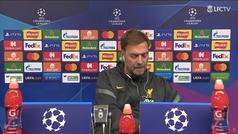 """Klopp sigue pensando lo mismo: """"¿Que si me gusta lo que hace el Atlético? No mucho"""""""