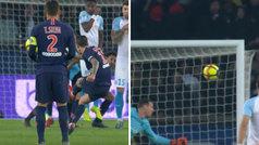 El 'francotirador' Di María sigue en racha: ¡golazo de falta para sentenciar al Marsella!