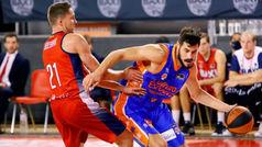 Liga ACB: Resumen Manresa 74-82 Valencia