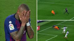El terrible mano a mano de Boateng que desesperó al Camp Nou