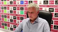 """Mourinho: """"Gareth es uno de los mejores jugadores de Europa, cuando está en forma"""""""
