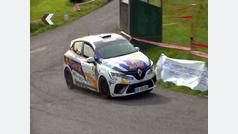 Prueba Renault Clio Rally 5