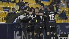 LaLiga 123 (J35): Resumen y goles del Alcorcón 1-4 Málaga