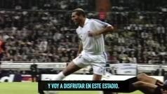 La primera vez de Ramos, Marcelo, Varane y Zidane en el Bernabéu