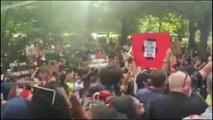 Protestas, disturbios y mucha ira en las calles de Estados Unidos por la muerte de George Floyd