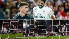 Así fue el recital de paradas de Unai Simón para frenar al Real Madrid