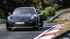 La vuelta rápida en Nürburgring del Porsche 911 GT3 2021