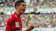 Bundesliga (J8): Resumen y goles del Wolfsburgo 1-3 Bayern Munich
