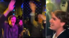 Otra fiesta en una sala de Madrid que indigna a la sociedad