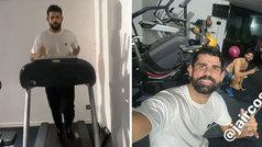 Diego Costa, como loco por volver: así fue su paliza nocturna en casa