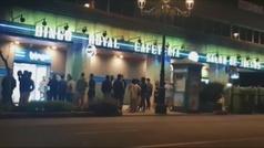 Muchos jóvenes van a bingos y casinos para alargar la noche