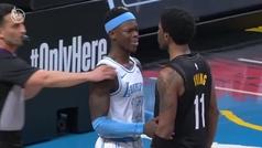 Los Nets claman contra el arbitraje... y contra los Lakers