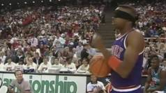 El mate ciego con el que Cedric Ceballos pasó a la historia de la NBA