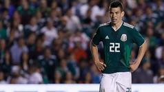 Chucky Lozano quiere jugar la Copa Oro