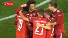 El Bayern de Munich sigue de dulce tras vencer al Greuther Furth (1-3) sin gol de Lewandowski