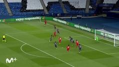 Gol de Choupo-Moting (0-1) en el PSG 0-1 Bayern