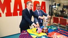 """Javier Lozano: """"La Copa de España es nuestra mejor embajadora"""""""