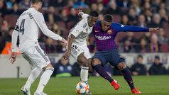 Copa del Rey (semis, ida): Resumen y goles del Barcelona 1-1 Real Madrid
