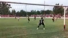 Golazo de chilena del fútbol modesto que podría optar al Premio Puskas al gol del año