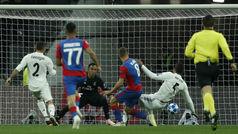 Champions League (J2): Resumen y gol del CSKA 1-0 Real Madrid