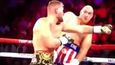 La génesis del arte del engaño de Fury: Las seis esquivas virales del 'Rey Gitano' del boxeo