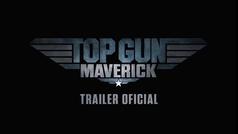 El nostálgico tráiler de 'Top Gun: Maverick' muestra a Tom Cruise volando de nuevo