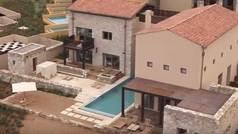 La villa de 8.000 euros la noche en la que pasan sus vacaciones Cristiano y Georgina