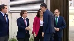 Ayuso y Sánchez se citan en Sol con el único objetivo de doblegar la curva