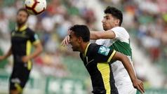 LaLiga 123 (J1): Resumen del Elche 0-0 Granada
