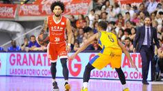 Liga ACB. Resumen: Murcia 82-77 Gran Canaria