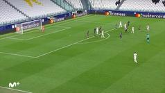 Gol de Cristiano (2-1) en el Juventus 2-1 Olympique de Lyon