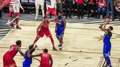 El tiro libre más decisivo en un All Star: así ganó el Team LeBron