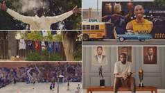 La genial promo del 75 aniversario de la NBA: un barrio con leyendas de ayer y hoy