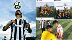 El falso futbolista mexicano que se inventó una vida como jugador de la Juventus