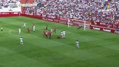 Gol de Bela (1-0) en el Albacete 1-0 Mallorca